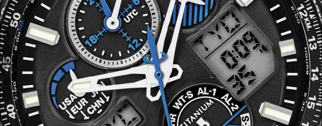 Citizen Promaster Skyhawk A-T Limited Edition Uhr