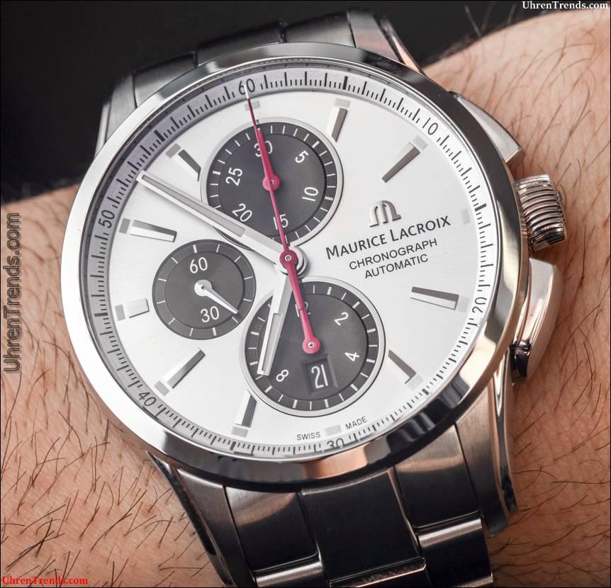 Maurice Lacroix Pontos Round Watches | Uhren herren