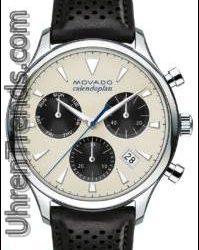 Movado Serie 800 & Heritage Calendoplan Chronograph Uhren