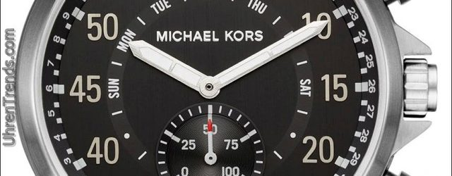 Michael Kors Zugang zu Smart Watches