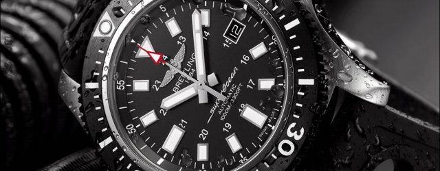 Breitling Superocean 44 Special Uhr Neue Variationen
