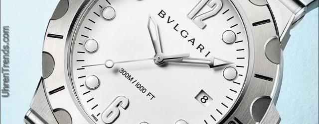 Bulgari Diagono Scuba Uhr in fröhlichen Farben