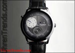Hermès Slim D'Hermès GMT Uhr