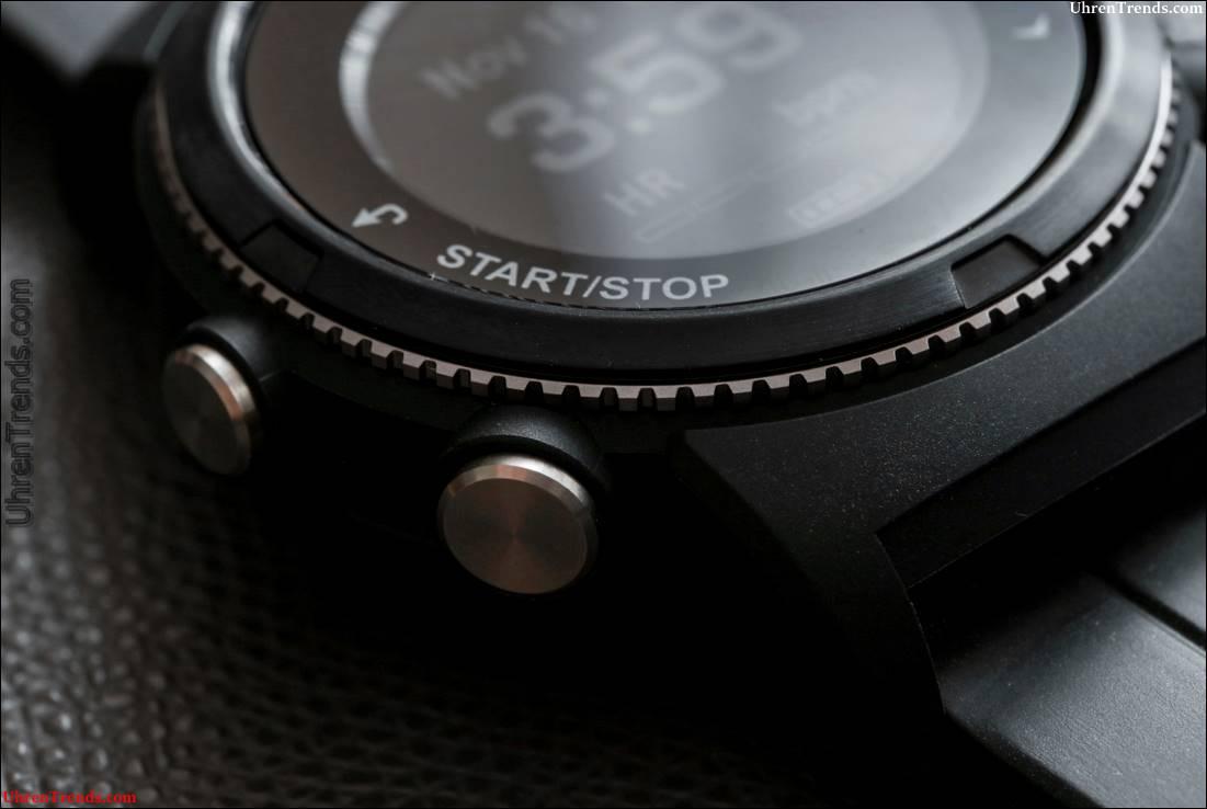 Epson ProSense 367 GPS Fitness Smartwatch Überprüfung