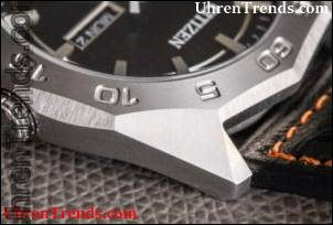 Citizen Eco-Drive Super Titanium AW0060 Uhr Bewertung