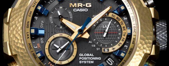 Casio G-Shock Gold Hammer Ton MRGG1000HG-9A Uhr
