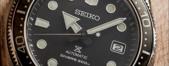 Seiko Prospex SPB077 & SPB079 Tauchuhren Hands-On