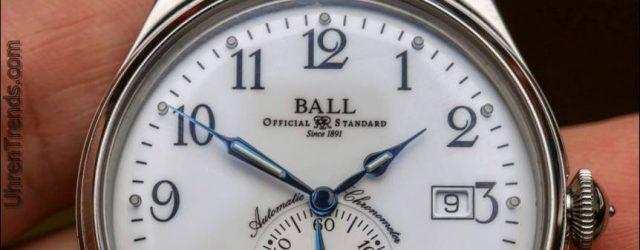 Ball Trainmaster Standardzeit Uhr Hands-On
