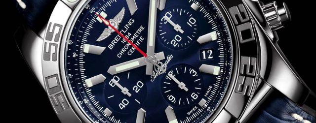Neu gestaltete Breitling Chronomat B01 Chronograph 44 Hands-On