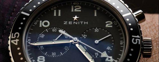 Zenith Heritage Cronometro Tipo CP-2 Vintage-Stil Pilot Chronograph Uhr Hands-On