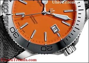 Christopher Ward C60 Trident 316L Limited Edition Uhr