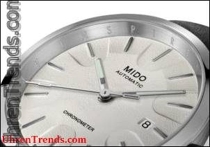 "Mido ""Inspired By Architecture"" Limited Edition Uhr für NY Guggenheim Museum"