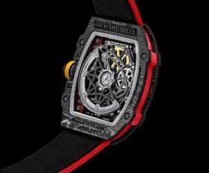 Richard Mille RM 67-02 Alexander Zverev Edition Uhr