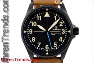 Uhr Geschenk: Damasko Timeless DB1 Limited Edition