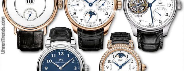 IWC Da Vinci Automatic Edition '150 Jahre' Uhr für 2018