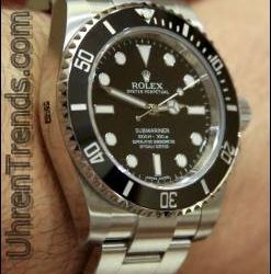 Rolex Submariner Bewertung: 114060 & 116610