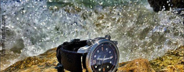 Fremder Ozean Predator Diver Watch