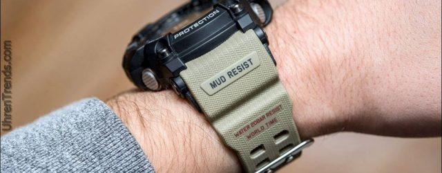 Casio G-Shock GG-1000-1A5 Mudmaster Uhr Bewertung