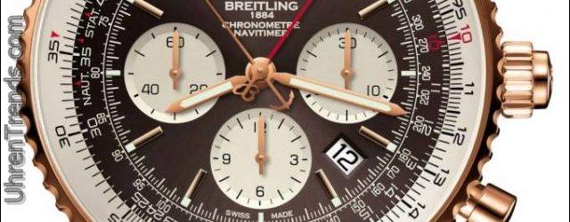 Breitling Navitimer Rattrapante Uhr