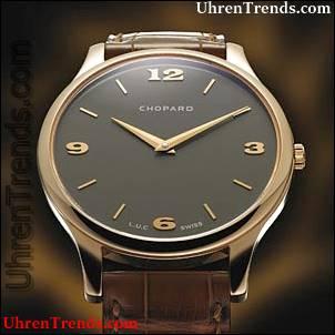 Chopard L.U.C.  XP Ultra-Slim Watch: Dünne Wanduhr sieht auf Ihrem Handgelenk