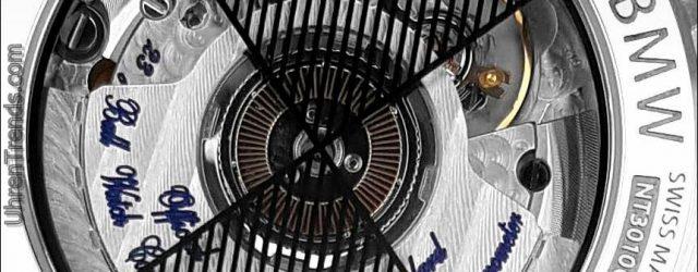 Ball für BMW TMT Chronometer Watch Vorbestellungen