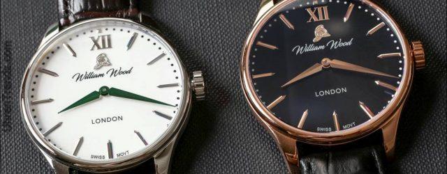 William Wood ritterliche Sammlung Uhren