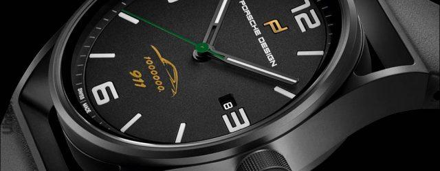 Porsche Design 1919 Datetimer Ewigkeit Eine Millionste 911 Limited Edition Uhr