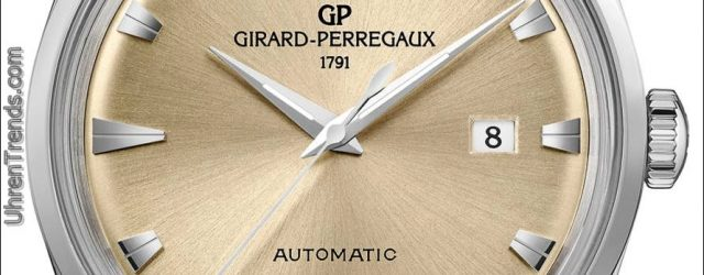 Girard-Perregaux 1957 Gyromatic Uhr