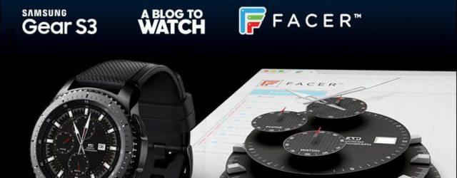 DEADLINE EXTENDED: Animierte Smartwatch wählt für die Samsung Gear S3 Design-Wettbewerb