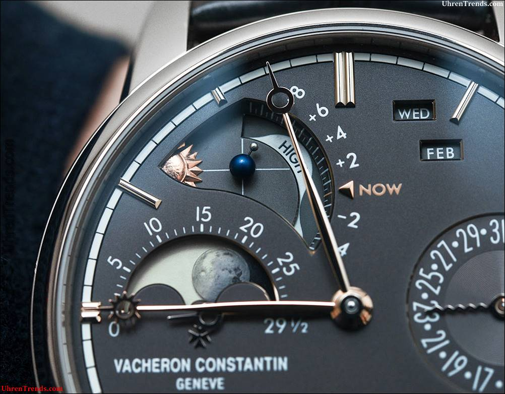 Vacheron Constantin Les Cabinotiers Celestia Astronomische Grand Complication 3600 Uhr Hands-On