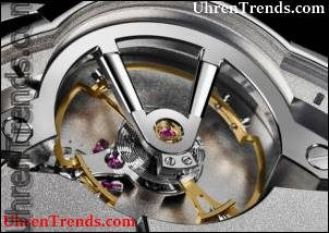 Greubel Forsey Balancier Uhr