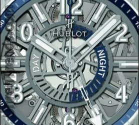 Hublot Big Bang UNICO GMT 'Dual Zeitzone' Uhr