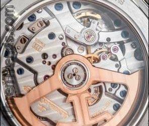 Jaeger-LeCoultre Geophysic Universal Zeit Uhr Hands-On