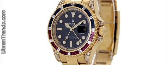 Wilsons Auktionen: Keine Reserve Rolex Uhren Verkauf 27. Mai