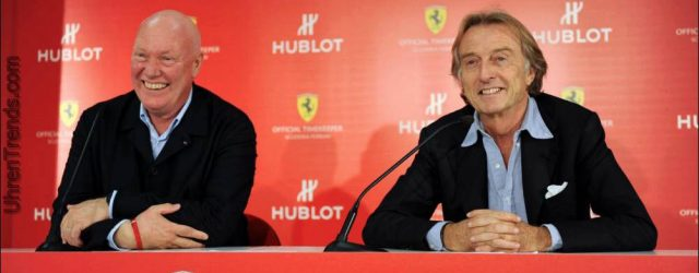 Die Hublot & Ferrari Partnerschaft Fünf Jahre
