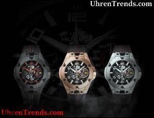 Hublot Big Bang UNICO Ferrari Uhren aktualisiert für 2016