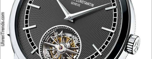 Vacheron Constantin Traditionnelle Minutenrepetition Tourbillon Uhr