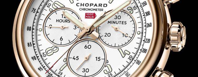 Chopard Mille Miglia 2017 Race Edition & Classic XL 90. Jahrestag Limited Edition Uhren