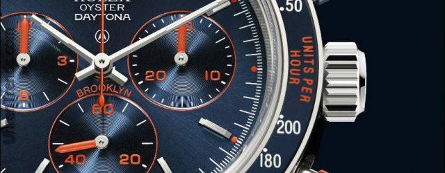 """Les Artisans De Genève """"Coole Hand Brooklyn"""" Maßgeschneiderte Rolex Daytona Uhr von Spike Lee entworfen"""