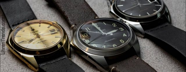 Zodiac Olympos Uhr Hands-On