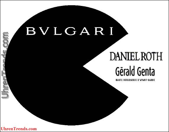Bulgari's mutiger Schritt zur Integration mit Daniel Roth & Gerald Genta