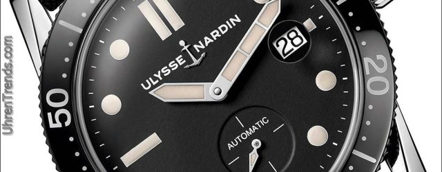 Ulysse Nardin Taucher Le Locle Watch