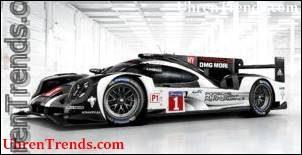 Chopard Superfast Chrono Porsche 919 Black Edition Uhr für 24 Stunden von Le Mans 2016