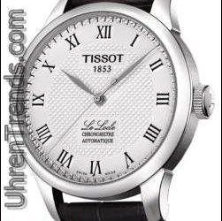 Fünf der beliebtesten Uhren von Tissot für Ihren Urlaub Wunschliste