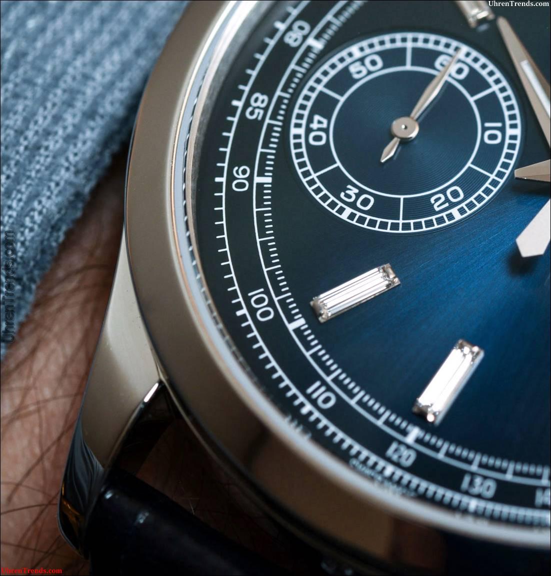 Patek Philippe 5170P-001 In Platin mit Diamanten Uhr Hands-On