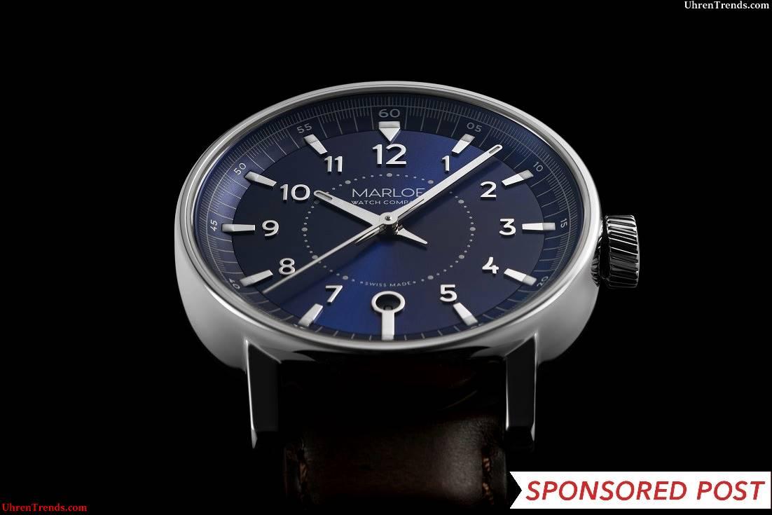 Die Haskell Von Marloe Watch Company