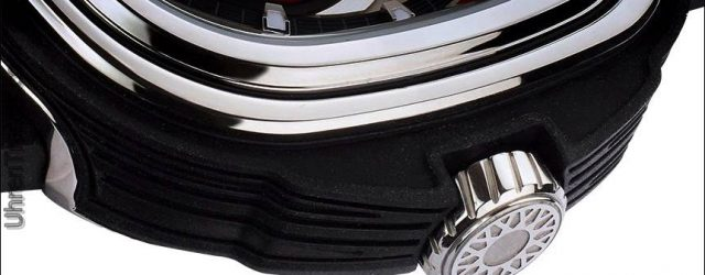 SevenFriday P3C / 01 Hot Rod Uhr