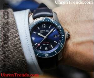 Bremont Supermarine S300 & S301 Tauchen Uhren Hands-On