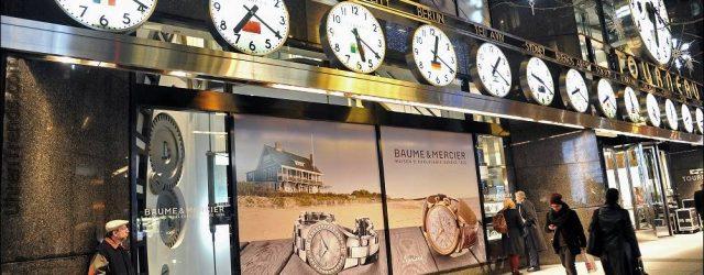 Schweizer Einzelhändler Bucherer erwirbt Tourneau LLC