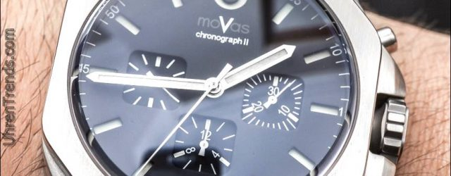 Movas Military Chronograph II Uhr Bewertung
